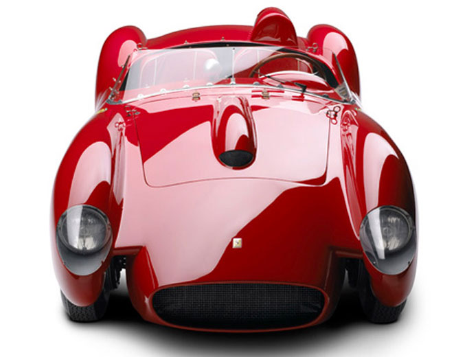 ralph lauren l'art de l'automobile car collection ferrari 250 testa rossa