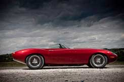 Eagle&#8217;s Jaguar E-Type Speedster