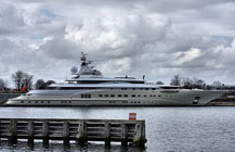 Roman Abramovich's yacht laser shield is sets new standards in secrecy