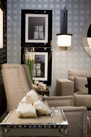 Kelly Hoppen Furniture range for Selfridges, London