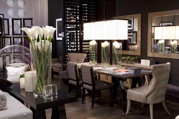 Kelly Hoppen Furniture range at Selfridges : KH in store from cdclifestyle.com size 680 x 453 jpeg 34kB