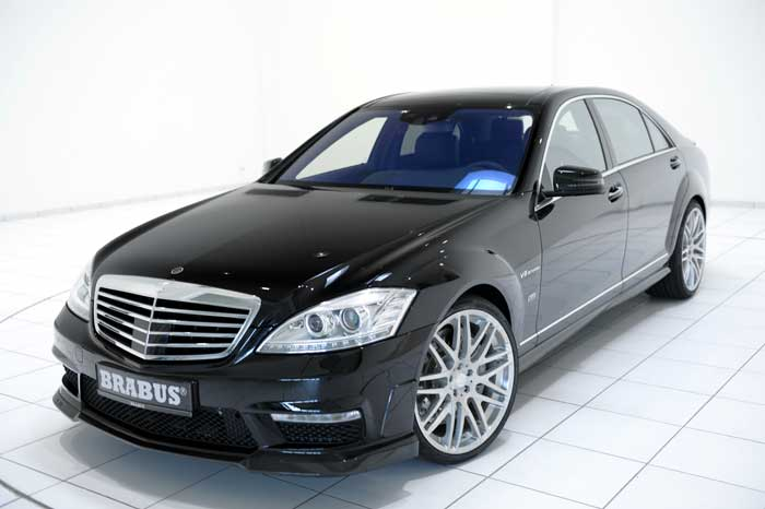 Brabus upgrades; AMG and S-Class models