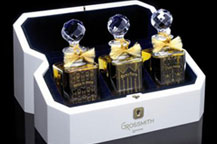 Grossmith &#8211; Baccarat Crystal Presentation