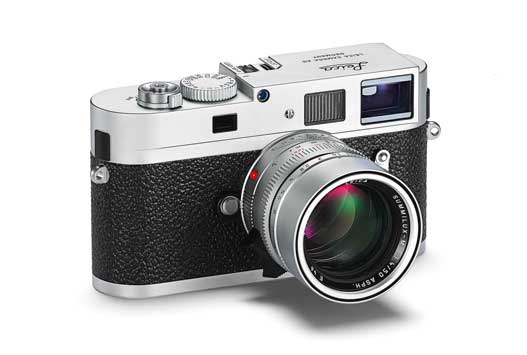 Leica announces their new M9-P