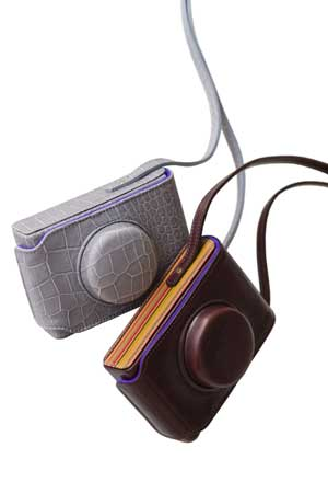 Leica collaboration with designer Paul Smith