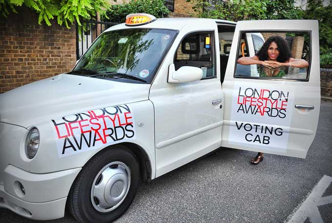 London Lifestyle Awards 2011, vote now!!!