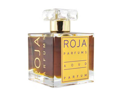 Roja Parfums &#8211; &#8216;Aoud&#8217; at Harrods Black Hall
