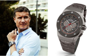 TW Steel watches David Coulthard Edition