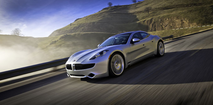 Fisker Automotive: Karma Sedan