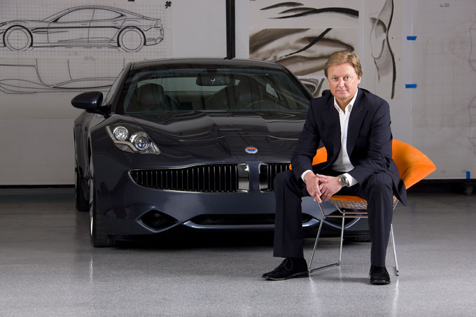 Henrik-with-Fisker-Karma