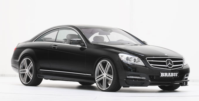 Brabus / Mercedes CL500 4MATIC