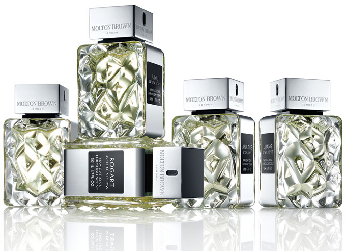 'Navigations Through Scent' – Molton Brown