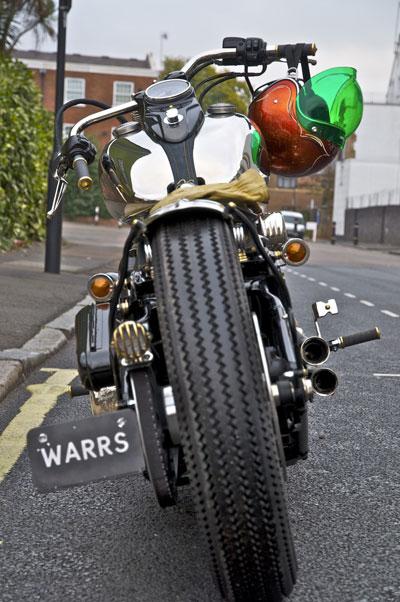Harley Davidson uk pictures Kamome Sprinter back
