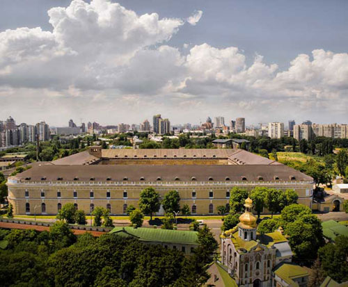 First International Biennale of Contemporary Art in Ukraine 2012