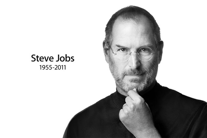 RIP Steve Jobs!!! A visionary and technological icon