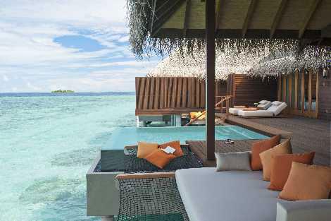 Ayada Maldives Maguhdhuvaa Island Gaafu Dhaalu Atoll AyaSpa ESPA