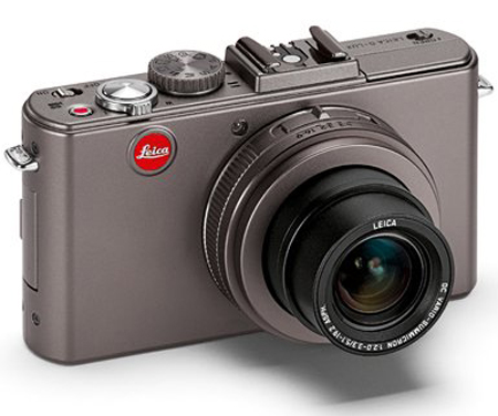 Leica D-Lux 5 Titanium Special Edition camera without case