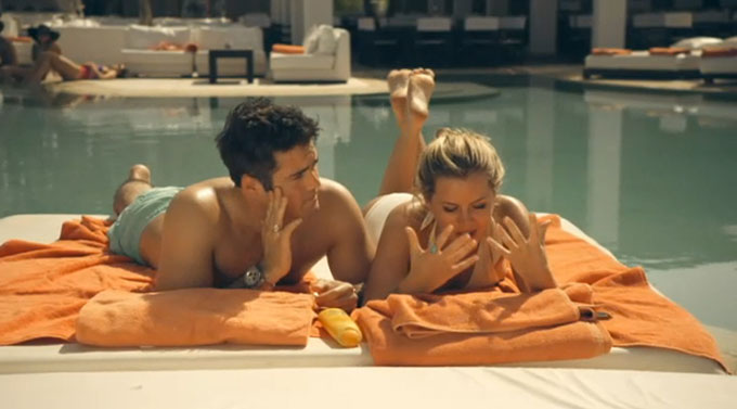 Made in Chelsea stars sporting latest Love Brand &amp; Co swimwear