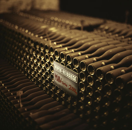 Piper Heidsieck – The 'by word of mouth' brand of Champagne