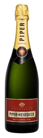 Piper-Heidsieck Cuvee Brut Florens Louis Champagne