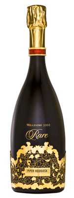 Piper-Heidsieck Cuvee Rare 2002 Vintage