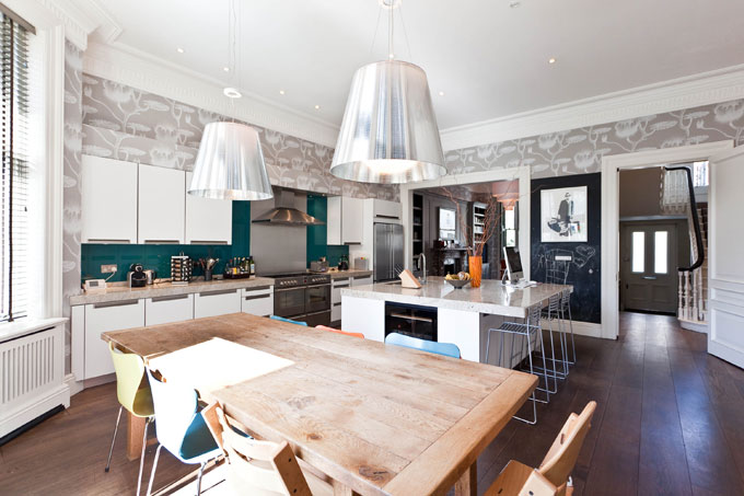 onefinestay old brompton road kensington london boutique home let kitchen