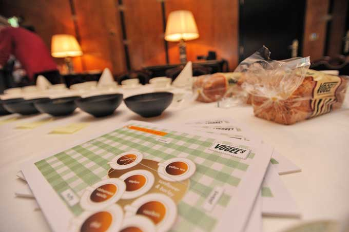 Vogels tea and toast matching at the savoy hotel london