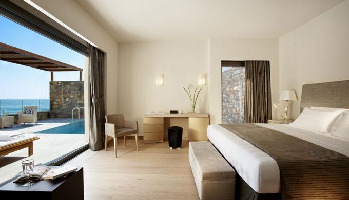 gran melia resort and luxury vills daios cove hotels crete