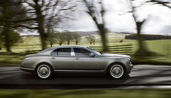 Bentley Mulsanne &#8211; modern flagship captures essence of the marque