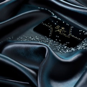 The world's most expensive (diamond encrusted) business card