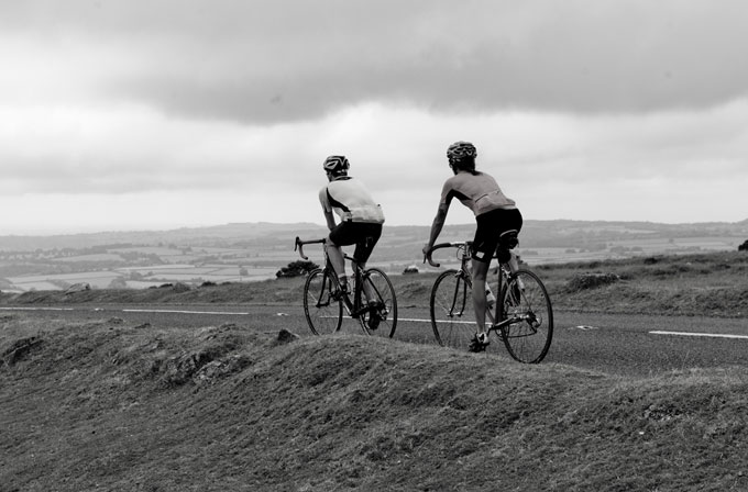 Quintessentially Foundation Charity Bike Ride 2012