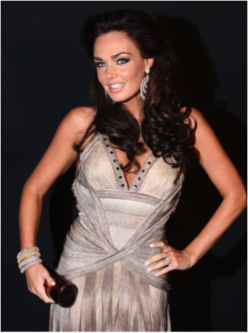 Tamara Ecclestone to open the Tullett Prebon London Boat Show 2012