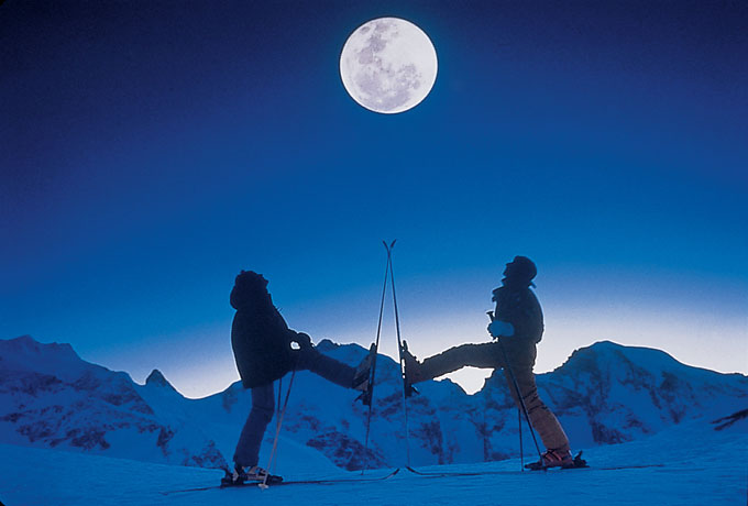 Lunar celebrations at The Kronenhof Spa – Grand Hotel Kronenhof, Pontresina