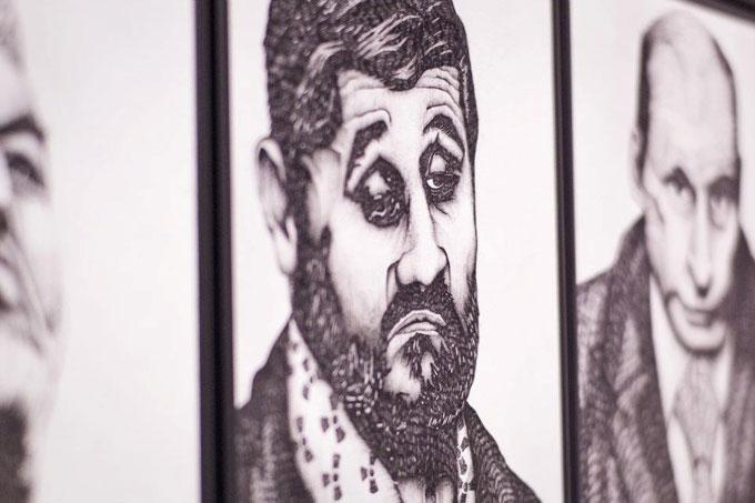bastian preussger president mahmoud ahmadinejad