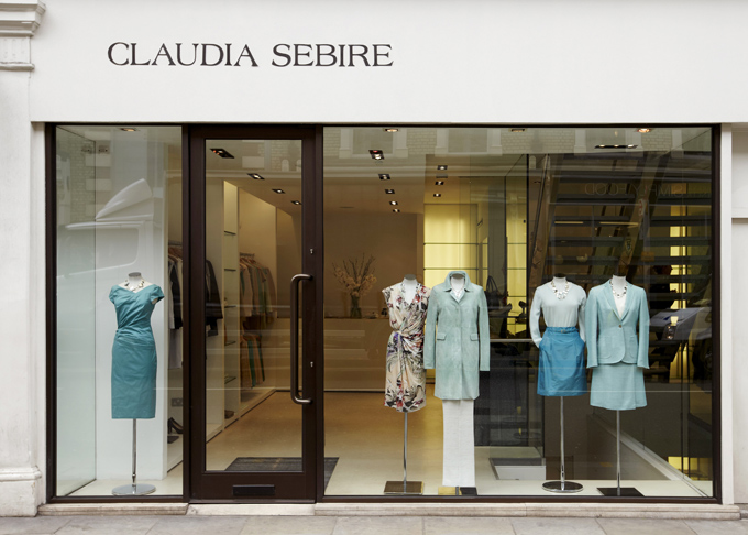 Boutique of the Week: Claudia Sebire celebrates 25 years of success in the fashion world