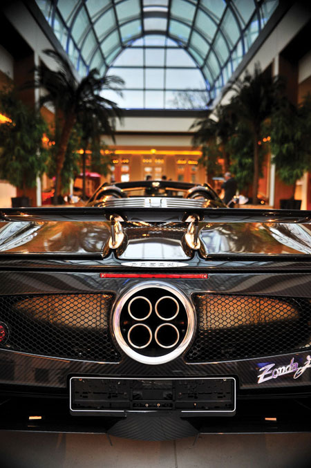 The Definitive Luxury Lifestyle Event 'Concours d'Elegance' returns 5-6 July