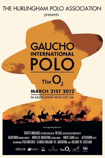 Gaucho International Polo Tournament at the London O2 2012