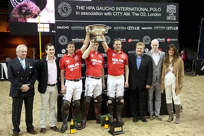 Gaucho International Polo tournament packs out The O2 London
