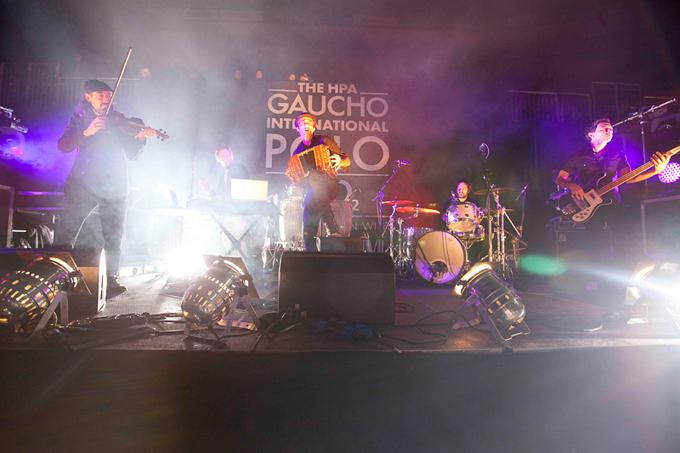 Gaucho International Polo at The O2 Bajofondo