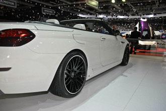 Geneva Motor Show 2012 Lumma design BMW M6