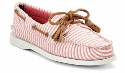 Authentic nautical lifestyle brand Sperry launch a new Spring/Summer Collection