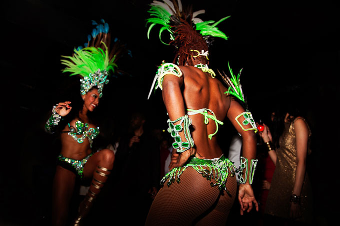 SceneCheck goes Carnival crazy for Samba Sensation at The Valmont Club