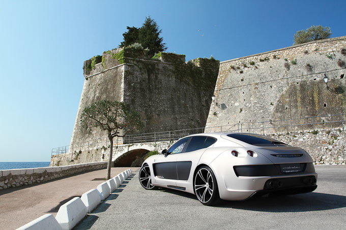 Top Marques Monaco 2012 Gemballa Mistrale Porsche Panamera