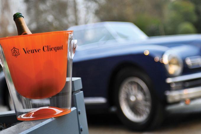 Concours D'Elegance Venue Car Image