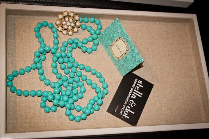 SceneCheck Boujis Club Prive Luxury Jewellery Fashion Show 31-3-12