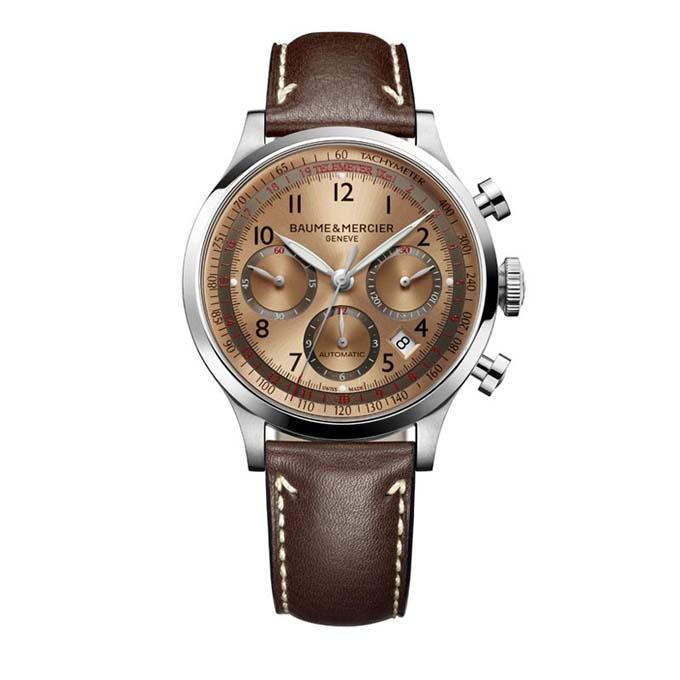 Baume & Mercier Watch Image