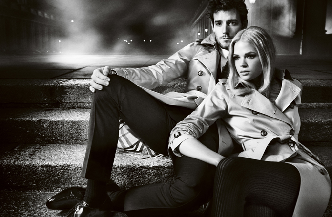 Burberry Autumn Winter 2012 Ad Campaign
