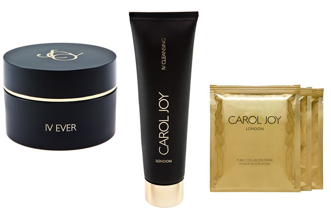 Carol Joy London beauty products