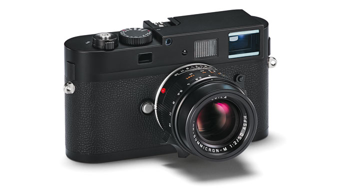 Leica just unveiled four new cameras for 2012 and we have the first look