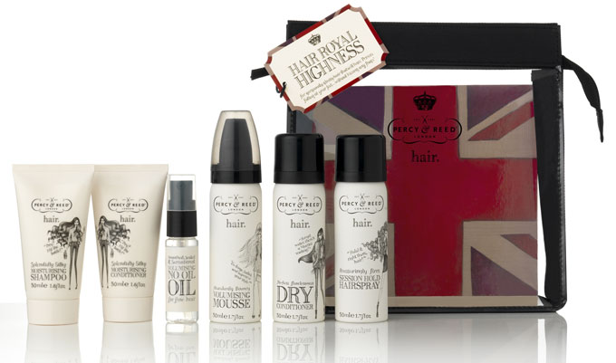 Percy & Reed Hair Royal Highness collection